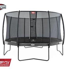 BERG Toys  BERG Elite 330 grijs + Safetynet Deluxe