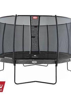 BERG Toys  BERG Elite 380 grijs + Safetynet Deluxe
