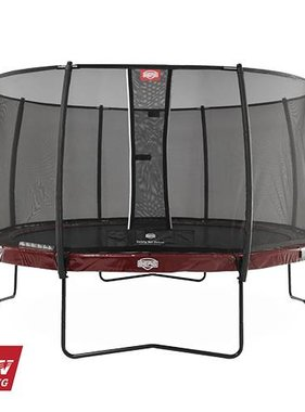 BERG Toys  BERG Elite 430 rood + Safetynet Deluxe