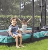 BERG Toys  BERG Ultim Champion InGround grijs + Safetynet Deluxe