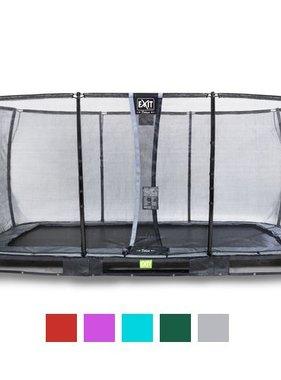 Exit Toys Exit Toys Elegant Ground Premium 244x427cm + Safetynet Deluxe