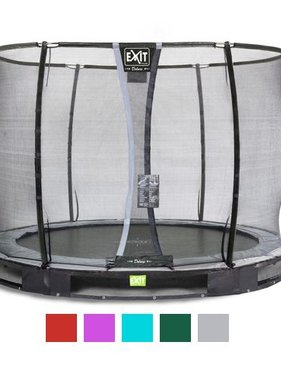 Exit Toys Exit Toys Elegant Ground Premium 305cm + Safetynet Deluxe
