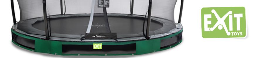 EXIT Toys inground trampoline