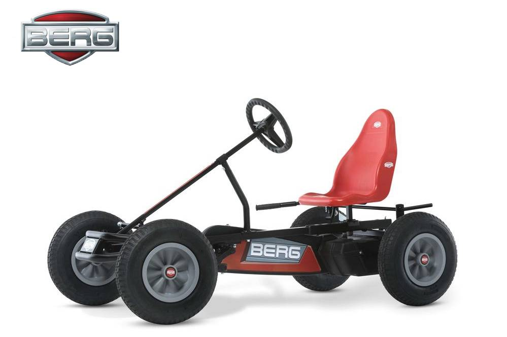 BERG Toys  BERG Basic Red BFR