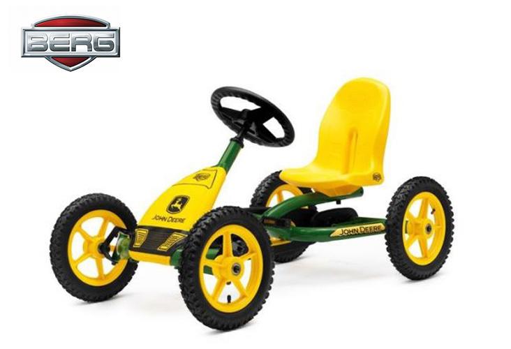 BERG Toys  BERG Buddy John Deere