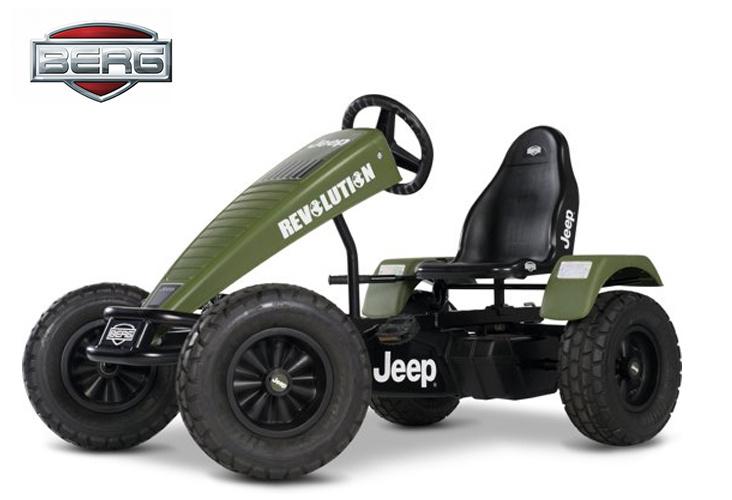 BERG Toys  BERG Jeep Revolution BFR