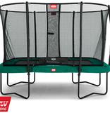 BERG Toys  BERG Ultim Champion Regular groen + Safetynet Deluxe