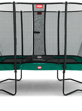 BERG Toys  BERG Ultim Champion Regular groen + Safetynet Deluxe