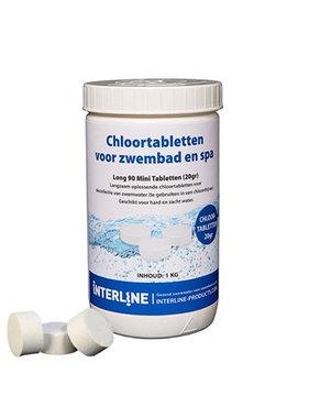 Interline Interline Chloor Tabletten(20gram) 1kg