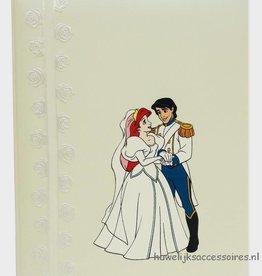 Gastenboek met Prinses Ariel & Erik