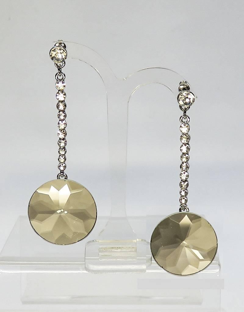 Deze mooie zilveren oorbellen maken uw outfit helemaal compleet