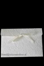 20 stuks geld enveloppen met rozen motief