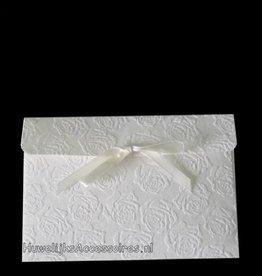 20 geld enveloppen met rozen motief