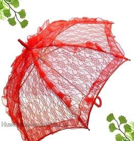 Rode kant bydemeyer paraplu