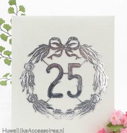 25ste  jubileum gastenboek