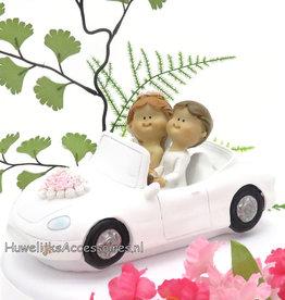 Lesbiennes bruidspaar taart topper