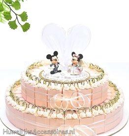 Disney Disney bedankjes met gouden ringen