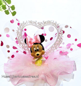 Disney Leuke baby Minnie Mouse taarttopper
