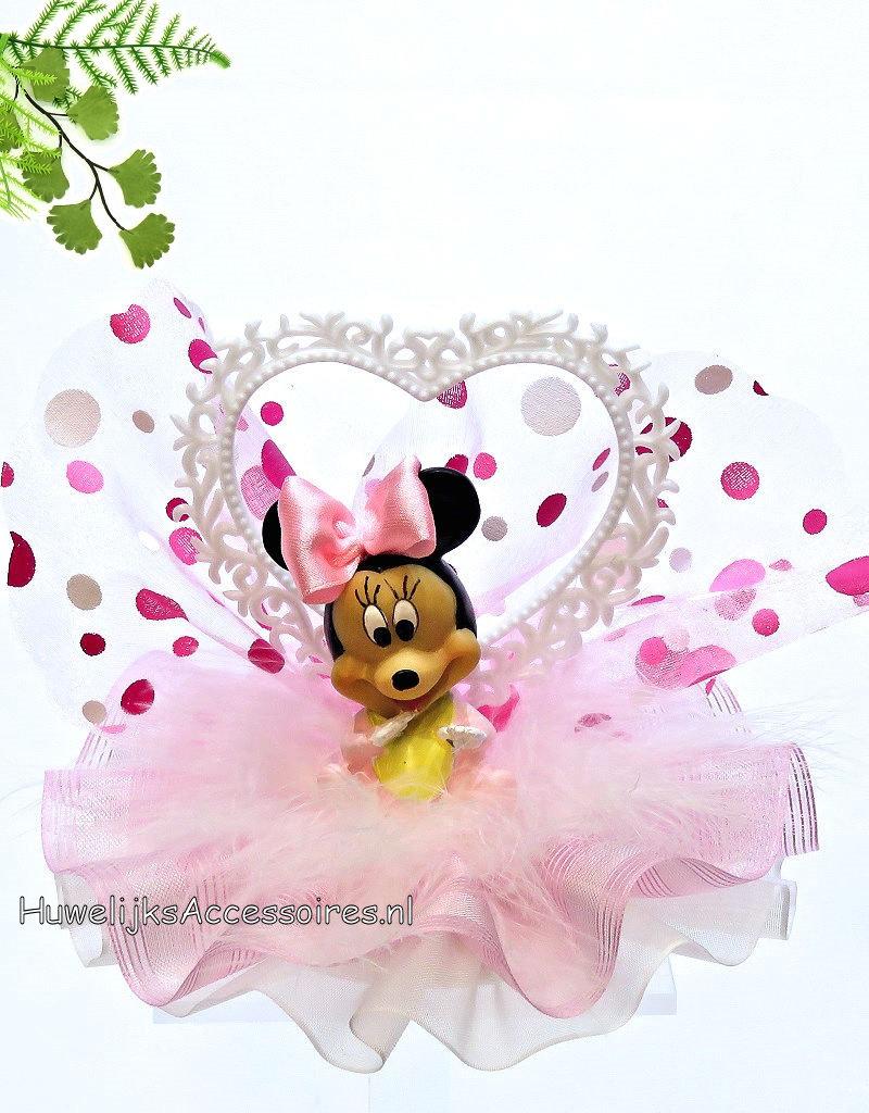 Disney Disney taarttopper met baby Minnie Mouse