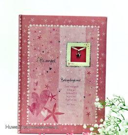 Mooie babydagboek voor meisjes