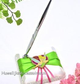 Disney Tinker Bell pen en houder set