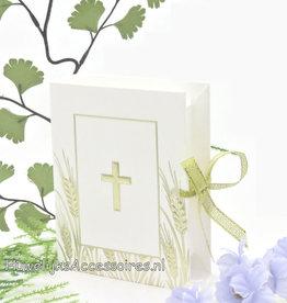 Communie bijbel als bedankje