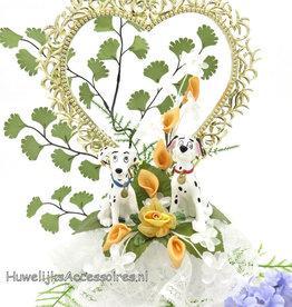 Disney 101 Dalmatiers bruidstaart topper