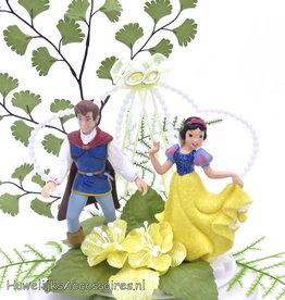Disney Prinses Sneeuwwitje met Prins