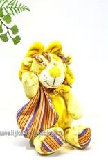 Schattige leeuw pluche knuffel