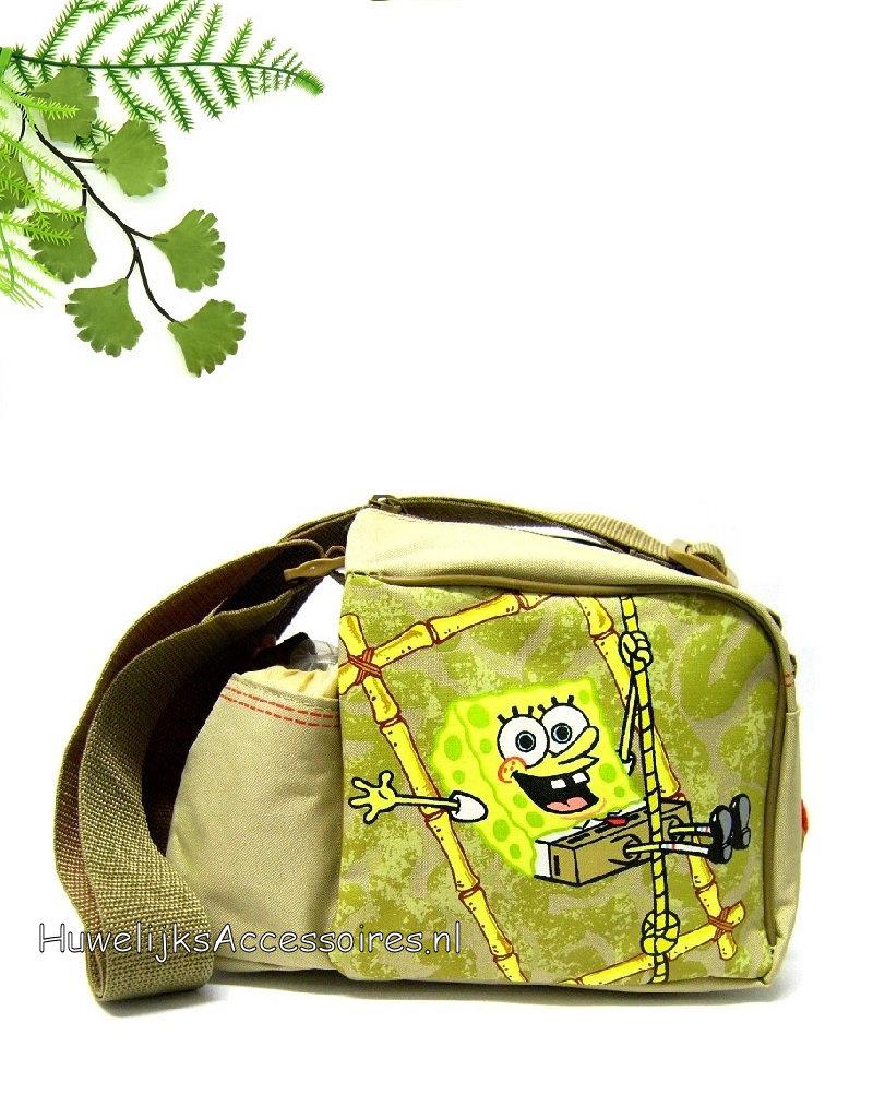 Universal Studios Heel mooie schouder tasje van Spongebob