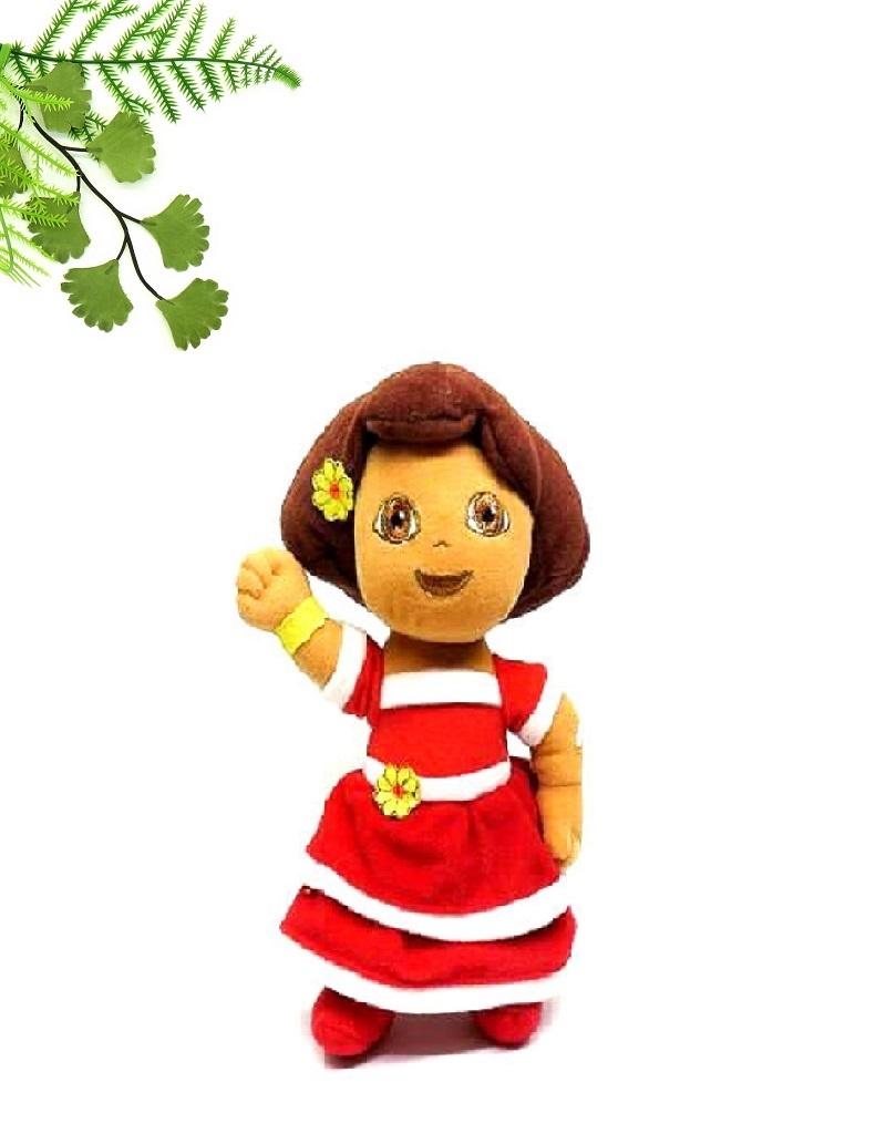Universal Studios Leuke pluch pop van Dora explorer
