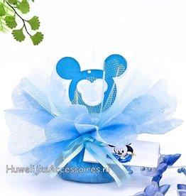 Disney Disney Mickey Mouse geboorte bedankje