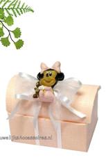 Disney Schatkistdoosje met daarop Disney Minnie Mouse