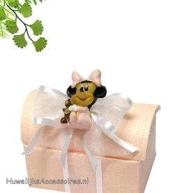 Disney Geboorte kraam bedankje Minnie Mouse
