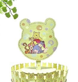 Disney Geboorte bedankjes van Winnie de Poeh