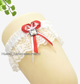Universal Studios Luxe Betty Boop bruids kousenband