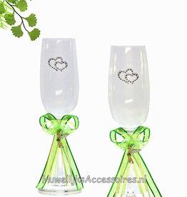 Disney Tinker Bell champagneglazen