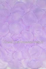 Luxe strooiblaadjes licht lila