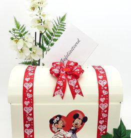 Disney Prachtige Mickey & Minnie enveloppendoos