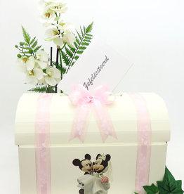 Disney Elegante Mickey en Minnie enveloppendoos
