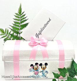 Disney Mickey en Minnie enveloppendoos