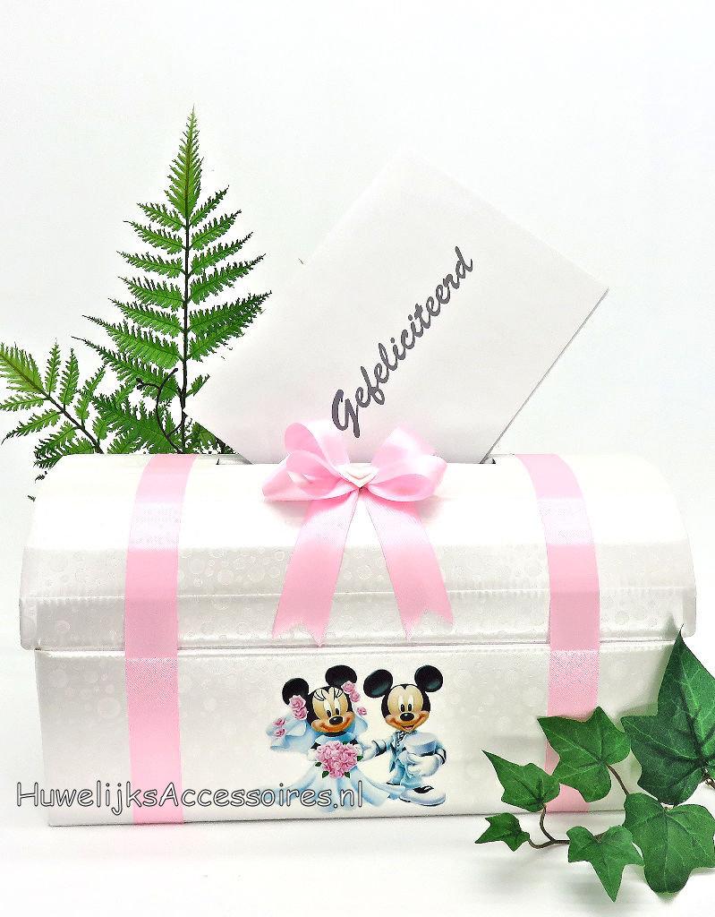 Disney Mickey en Minnie Mouse enveloppendoos