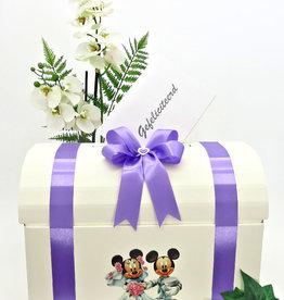 Disney Enveloppendoos met Mickey en Minnie