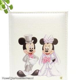 Disney Mickey en Minnie gastenboek