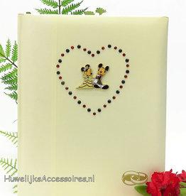 Disney Mickey en Minnie disney receptieboek
