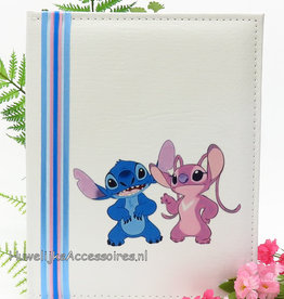 Disney Stitch en Angel gastenboek
