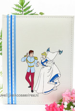 Disney Gastenboek met Cinderella en prins Charming