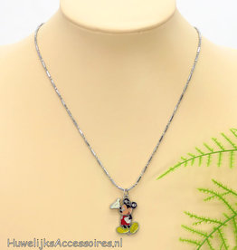 Disney Disney halsketting met Mickey pendant