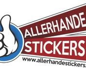 Pictogram stickers Toilet, Roken, Verkeer, Gevaar, Vluchtweg.