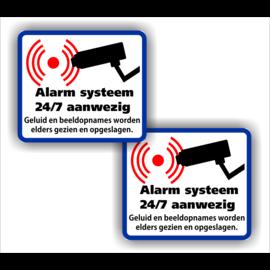 Allerhandestickers.nl Alarmsysteem aanwezig